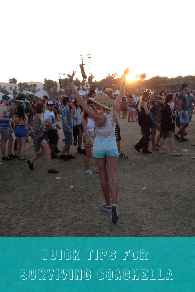 Tips for surviving Coachella