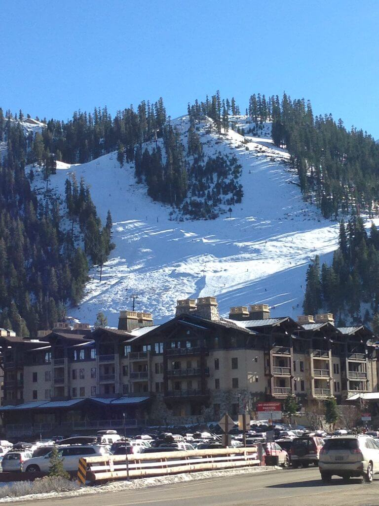 Squaw Valley Slopes ready for skiers and snowboarders