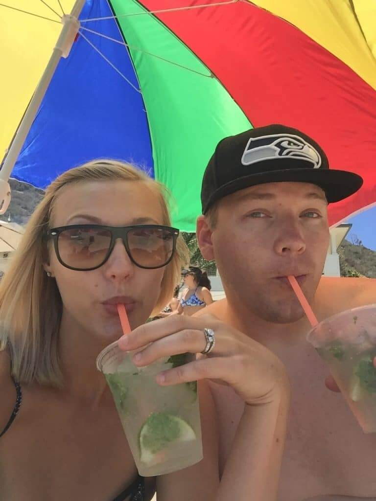 Drinking at Descano Beach Club - Things to do in Catalina